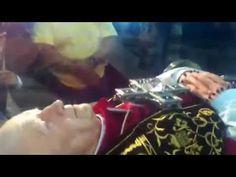Reliquias del Papa Juan Pablo II
