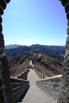 Great Wall, Mutianyu, China - 2010