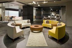 very cool  circa modular seating by coalesse