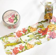 Create beautiful scrapbooking projects with these beautiful Washi Tapes. Available at www.MyKawaiiCrate.com