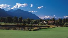 Big Sky Golf and Country Club - Tourism Whistler Official Resort Website for Whistler, BC Canada