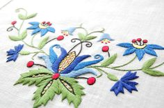 Re: <b>Traditional</b> embroidery of the Slavs