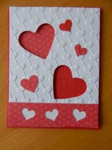Diy valentines day cards handmade 02