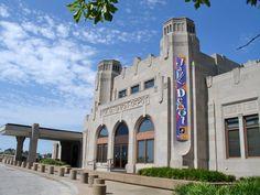 Tulsa Union Depot, Art Deco, Tulsa, Oklahoma -
