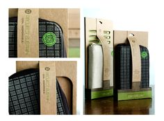 Products: Nintendo/ Project Sustain  Packaging Design: Hip Street