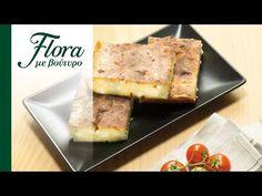 Υλικά:150 γρ. Flora soft, σε θερμοκρασία δωματίου200 γρ. γιαούρτι στραγγιστό4 αυγά100 γρ. γάλα150 γρ. αλεύρι μαλακό1 κουτ. γλυκού baking powder200 γρ. γραβιέρα τριμμένη400 γρ. φέτα χοντροκομμένηπιπέρι2 κουτ. σούπας σιμιγδάλι ψιλόΔείτε τη συνταγή αναλ... Flora, French Toast, Breakfast, Youtube, Desserts, Recipes, Morning Coffee, Tailgate Desserts, Dessert