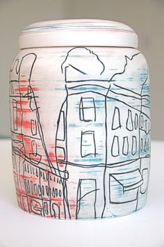 cookie-jar-pottery-cityscape