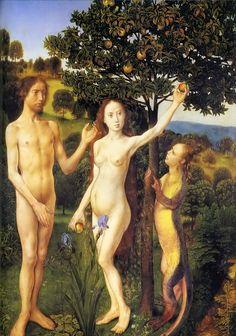 Adam Et Eve Saint Valentin : saint, valentin, Ideas, Garden, Eden,, Falling