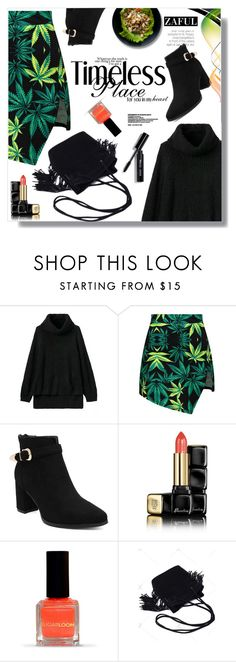 """""""Casual"""" by sans-moderation ❤ liked on Polyvore featuring Guerlain and Bobbi Brown Cosmetics"""