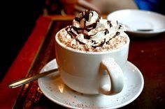 yummy hot chocolate - Google Search