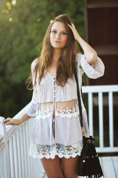 style, fashion, clothes, look, diana mikayle, bag, flower, glitter