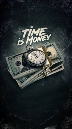Time is money wallpaper by Badgirlllllllllll - - Free on ZEDGE™ Money Wallpaper Iphone, Iphone Homescreen Wallpaper, Cellphone Wallpaper, Mobile Wallpaper, Dope Wallpapers, Cool Wallpapers For Phones, Iphone Wallpapers, Cartoon Wallpaper, Wallpaper Quotes