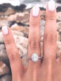 Kristall Verlobungsring Valentinstag Herz Damen Ring Rose Gold Rosegold 18K pl
