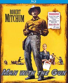Man With the Gun - Blu-Ray (Kino Region A) Release Date: September 29, 2015 (Amazon U.S.)