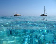 Greek sea