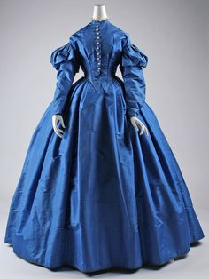 Day Dress, ca. 1867