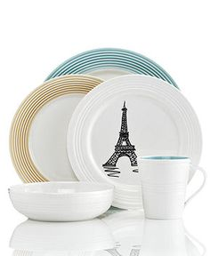Lenox Dinnerware, Tin Can Alley Mix and Match Collection - Casual Dining - Kitchen - Macy's