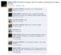 I stormed her dungeon.. - funny pictures - funny photos - funny images - funny pics - funny quotes - #lol #humor #funny