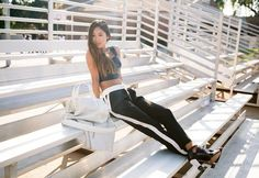 Sporty | Song of Style - Street Style