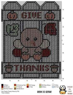 Give Thanks - Turkey