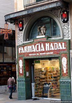 Farmacia-Nadal BCN  Catalonia