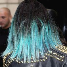 i miss her blue hair sooo much