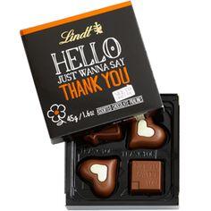 Thank You HELLO Pralines@Lindt_Chocolate @Lindt Chocolate #LindtTruffle @Influenster #RoseVoxBox