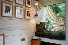 Window seat : Décorations pour fenêtres par Tom Kaneko Design & Architecture