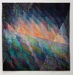 Judith Poxson Fawkes - linen inlay tapestry - Google Search