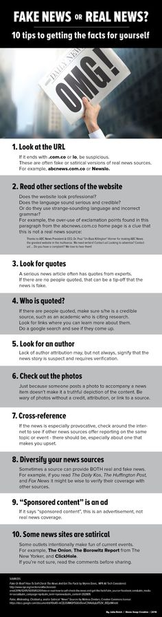 A Media Specialist's Guide to the Internet: Can Your Students Spot Fake News? He… A Media Specialist's Guide to the Internet: Can Your Students Spot Fake News? Here are 70 Links to Help Teaching Tools, Teaching Resources, Teaching Social Studies, Infj, Recherche Internet, Teacher Librarian, Teacher Tips, Information Literacy, Research Skills