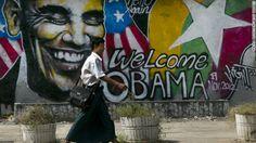 Obama viaja a Tailandia antes de una visita histórica a Birmania