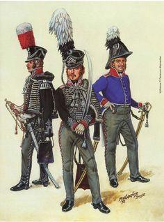 Пруссия.Наполеоновские войны. | 22 фотографии