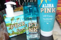 ALOHA PINK Wild & Breezy by Victoria's Secret