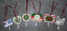 Personalized Custom Ornament - Two Sided Christmas Ornament - Children Holiday - My First Christmas - Personalized Gift Baby First Christmas Ornament, Babies First Christmas, All Things Christmas, Christmas Fun, Personalized Christmas Ornaments, Happy Holidays, Holiday Decor, Unique Jewelry, Handmade Gifts