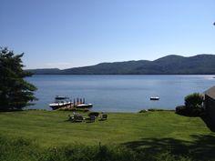 Oneida Bay Lake George NY