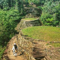 Lost City (Ciudad Perdida) - Colombia