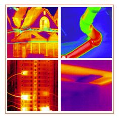 Thermal Imaging for HVAC Energy Conservation