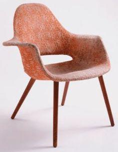 Charles Eames & Eero Saarinen - Conversation Armshair Prototype chair