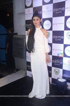 Mouni Roy at 'DEME' Event