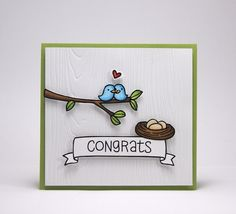 So simple and sweet. Congrats by Yainea