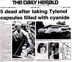 Cellular respiration case study: Chicago cyanide Tylenol murders - biology corner