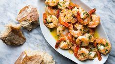 Shrimp Scampi Recipe | Bon Appetit