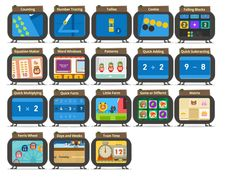 Todo Math app: A fun new educational app for elementary kids to help with math basics