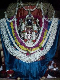 Denkanikotta - Sowndaravalli thayar :D Betarayaswamy temple