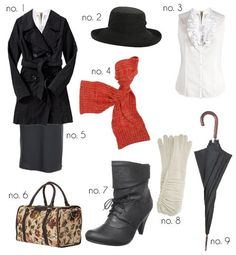Mary Poppins Halloween Costume | What the Frock? - Affordable Fashion Tips, Celebrity Looks for Less