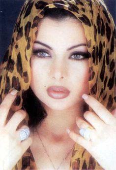 most beautiful lebanese women