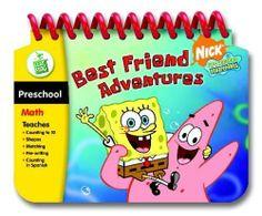 LeapFrog My First LeapPad Educational Book: SpongeBob SquarePants Best Friend Adventures by LeapFrog, http://www.amazon.com/dp/B0006ST0ZM/ref=cm_sw_r_pi_dp_jqSasb1C4CW92