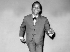 A very young Delroy Wilson