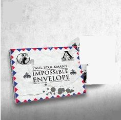 Free shipping! Impossible Envelope - Card Magic Tricks,Stage,street,comedy,Mentalism magic,Close up Magic,Accessories,illusions   http://www.buymagictrick.com/products/free-shipping-impossible-envelope-card-magic-tricksstagestreetcomedymentalism-magicclose-up-magicaccessoriesillusions/  US $10.99  Buy Magic Tricks