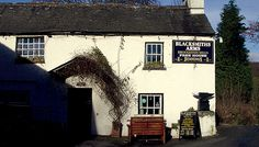 Blacksmiths Arms, Broughton-in-Furness, Cumbria Utterly unspoilt local, serving seriously good food with cask ales and cider in the summer when the terrace is in full flower